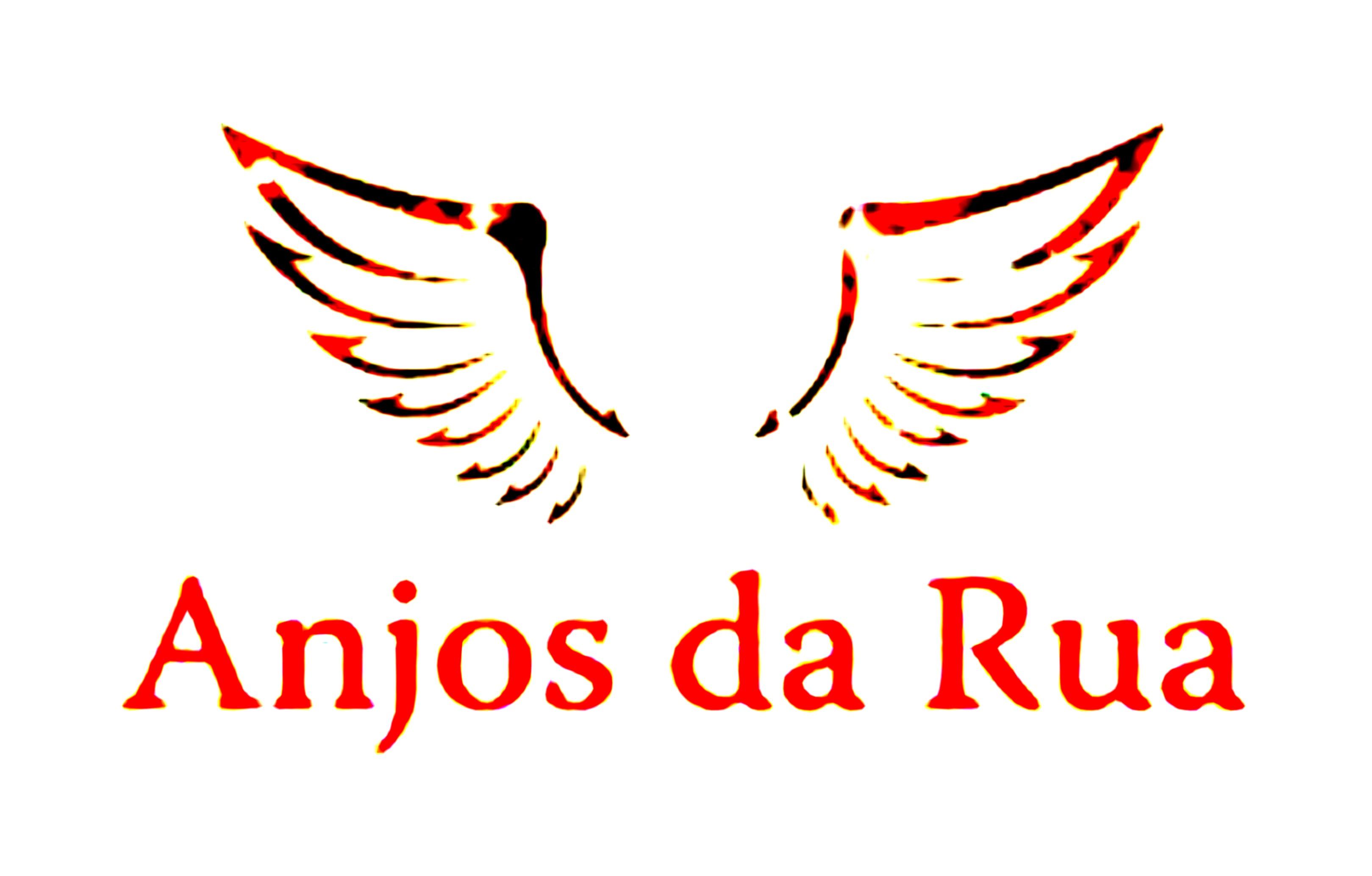 Anjos na Rua