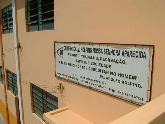 Centro Social Kolping N Sra Aparecida