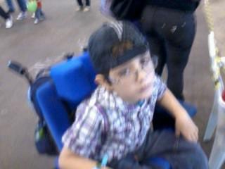 Botinha ortopedica para criança Especial