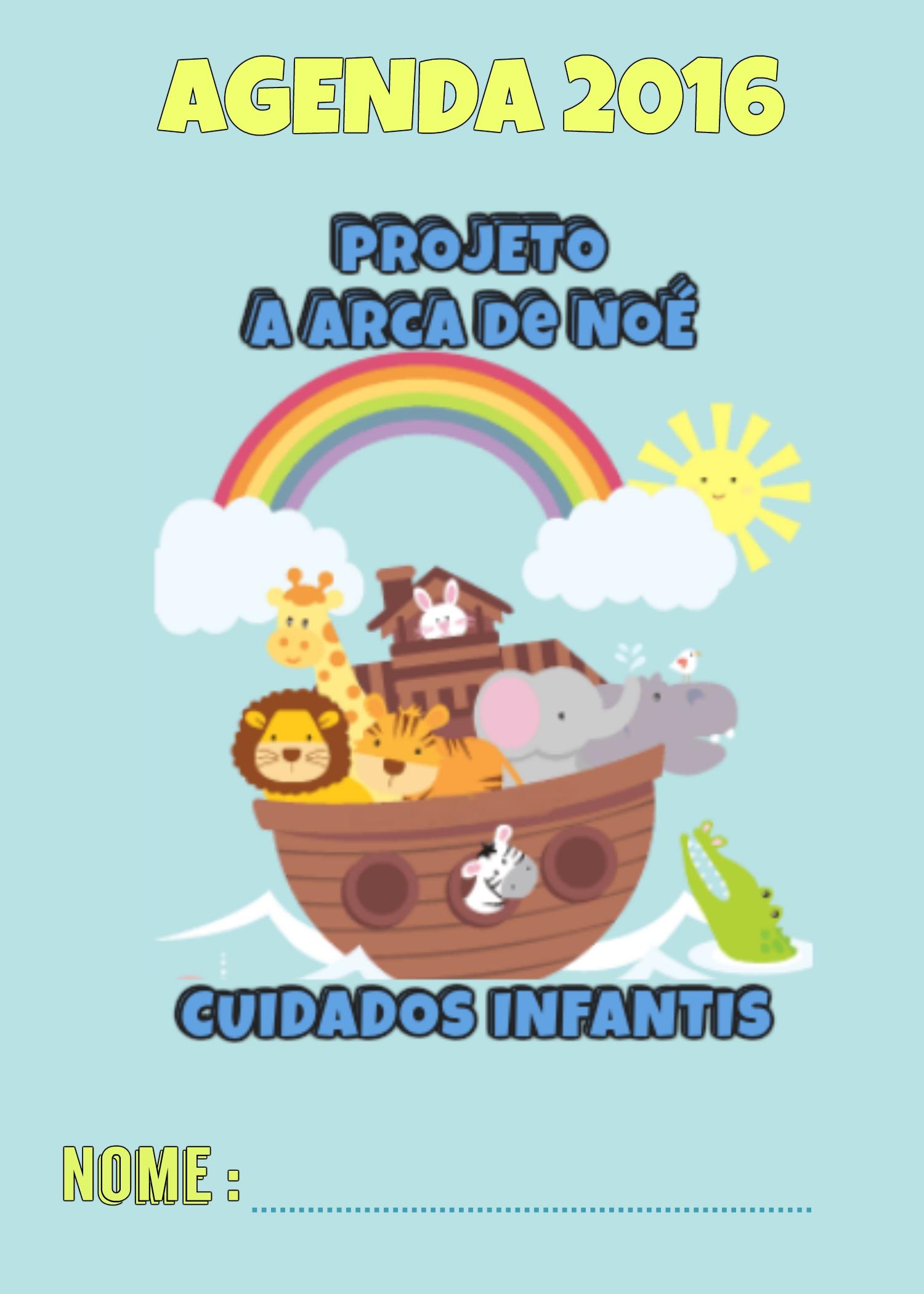 Projeto A Arca de Noé