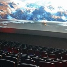 cine candesyus sala de cinema